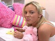 Blonde Teen Bree Olson is read