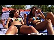 Lesbian babes in bikinis toyin