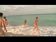Секс и пляж видео