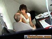 Mature fucked in the office -