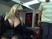 Picture Blonde mature sex bomb with huge tits