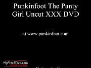 Punkinfoot in djbutterrock Uncut DVD Movie pt2