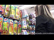 Picture Buying strange objects in store to masturbate wit...