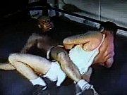 Sarados homossexuais fodendo no ring