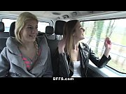 Picture BFFS - Slutty Euro 20y-Girls Go On A Crazy R...