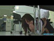北条麻妃のOL動画