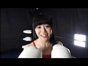 瞳りん&斉藤雅美と主観視点のセックス&エロボクシング ...