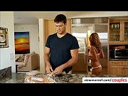 sexy blonde tenant averi brooks seduces her landlord for a threesome xvideoscom