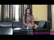 FemaleAgent HD Never been kissed
