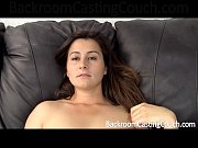 Chubby painal and creampie casting