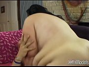 a bald guy feeds his dick to massive porker desiree devine