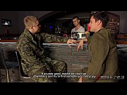 military treesome with jirka, ivan and gabo – Porn Video