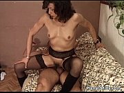 Picture Old horny slut getting her hairy pussy