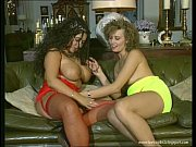 Picture Mega Boob Tiziana Redford 4some on Sofa