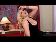 Picture Super busty blonde beauty Angel Wicky enjoys...