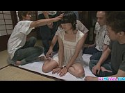 Mega gangbang fucked the hell out of little Ito Aoba view on xvideos.com tube online.