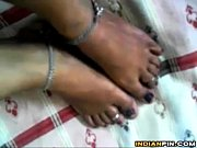 Picture Cute Indian Feet And Toes Teasing Close Up