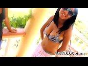 dominican redhead teen riana gives super blowjob toticos.com real dominican porn