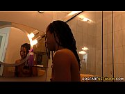 Picture Beautiful ebony Kira Noir goes anal