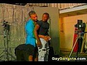 Gay Gangsta Hardcore Anal Fucking