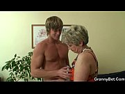 Picture Lonely granny gets screwed by a totally stra...