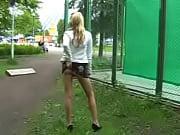 Реальное видео русских семей на природе