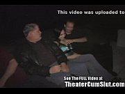 Секс в театральных постановках