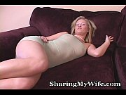 Picture Housewife Alone With Her Big Toy