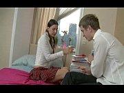 Adolescentes russos fazendo sexo caseiro