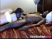 Picture Interracial amateur hardcore on webcam