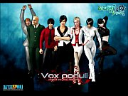 Picture 3D Comic: Vox Populi 1-3
