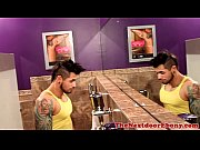 Gaysex black hunks in interracial mmm