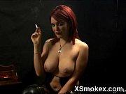 Marvelous Teen Smoking Fucking Hot