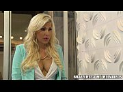 Picture Brazzers - Dirty blonde milf gets some office dic