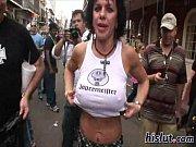 [盗撮]性の解放パレードでおっぱい出してた爆乳奥さま!フェチ巨乳動画です。 – 盗撮せんせい