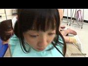 【エロ動画】パイパンの美少女達と夢の様な乱交パーティー