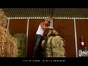 incredibly hot blonde cowgirl mandy armani rides dick like a pro