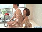 ア動ブ|水樹りさ 美乳ソープ嬢の極上マットプレイ