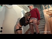Picture Horny french mom hard anal pounded and facia...