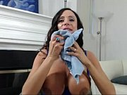 MIlf From Masturbates And Gives A Blowjob perfect