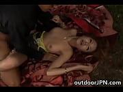 【無料エロ動画】野外で淫らに強要鬼畜レイプされヤリ捨てられる陵辱プレイ