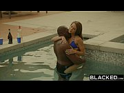 Picture BLACKED First Interracial For Naughty Sister Ally...