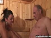 Порно в сауне скрытая