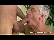 sexy silverdaddy breed mature friend bareback – Gay Porn Video
