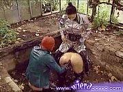 женщина делает мужчине минет и лижет ему попу