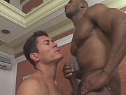 monster black cock in white gay butt – Gay Porn Video