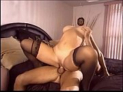 Picture Busty blonde milf fucking in black stockings