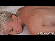 Mature hottie is roughly drilled