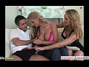 Blondes Phoenix Marie and Tanya Tate sharing a big pecker