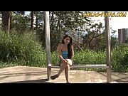 Picture Young Girl 18+ latina with braces gets fucke...